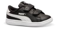 Puma børnesneaker sort 365174