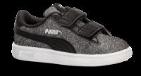 Puma barne-sneaker sort 367378