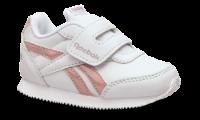 Reebok børne sneaker hvid/pink Royal CL Jog