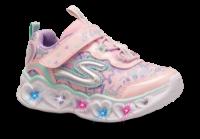Skechers barne-sneaker rosa 20180N