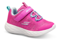 Skechers barne-sneaker rosa 82008N