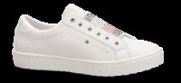 Tommy Hilfiger børne sneaker hvid T3A4-30294-