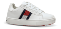 Tommy Hilfiger børne sneaker hvid T3B4-30320-