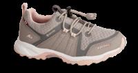 Viking børnesneaker grå/rosa 3-49080 Extermin