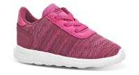 adidas babysneaker bordeaux/pink LITE RACER INF