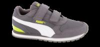 Puma børnesneaker grå 365295 13