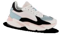 CULT sneaker hvit/mintgrønn