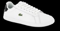 Lacoste sneaker hvid  Graduate BLK