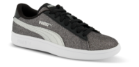 Puma sneaker sort Smash v2 Glitz Glam Jr 367377