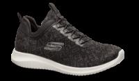 Skechers sneaker sort 12919