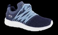 Skechers sneaker marineblå 32709