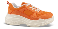 Duffy sneaker orange 97-39751