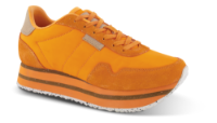 Woden Wonder sneaker orange WL1750
