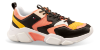 Tommy Hilfiger sneaker orange FW0FW04695