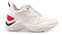 Tommy Hilfiger sneaker hvid FW0FW04704