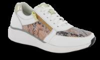 Green Comfort sneaker hvid/snake 225026B13152