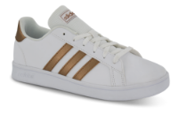 adidas Sneakers Hvit EF0101 GRAND COURT K_