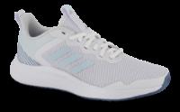 adidas sneaker hvit FLUIDSTREET W