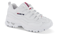 Skechers sneaker hvid 13423