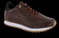 Woden Wonder sneaker brun WL027
