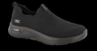 Skechers Sneaker Sort 124409