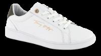 Tommy Hilfiger Sneaker Hvid FW0FW059110LB