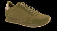 Woden Sneaker Grøn WL166