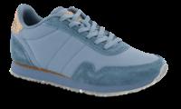Woden Sneakers Blå WL166