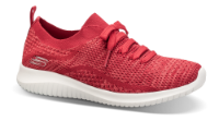Skechers sneaker rød 12841
