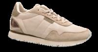 Woden damesneaker beige WL159-008
