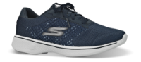 Skechers damesneaker blå 14146