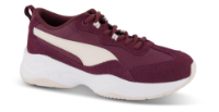 Puma sneaker burgunder 370283