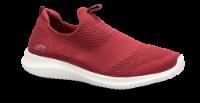 Skechers strikksko rød 12837