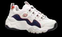 Skechers sneaker hvit 12955