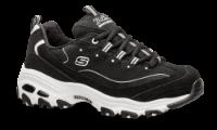 Skechers sneaker sort 13148