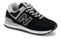 New Balance sneaker svart WL574EB