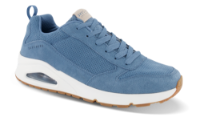 Skechers sneaker blå  52456