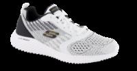 Skechers sneaker hvid 232004