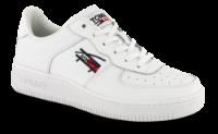 Tommy Jeans Sneakers Hvit EM0EM00720YBR
