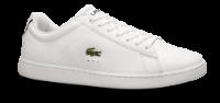 Lacoste sneaker hvid CARNABY EVO BL 1