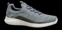 Skechers sneaker blå 52868