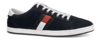Tommy Hilfiger canvas-sneaker navy FM0FM02202