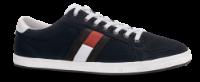 Tommy Hilfiger canvas sneaker navy FM0FM02202