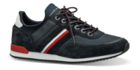 Tommy Hilfiger sneaker marine FM0FM02409