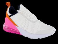 CULT sneaker hvit/orange
