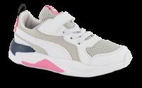 Puma Børne sneaker Hvid 372921