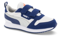 Puma Barnesneakers Grå 373617