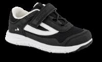 Viking Barnesneakers Sort 3-51675