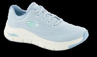 Skechers Sneakers Blå 149057