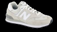 New Balance Sneakers Hvit WL574EW